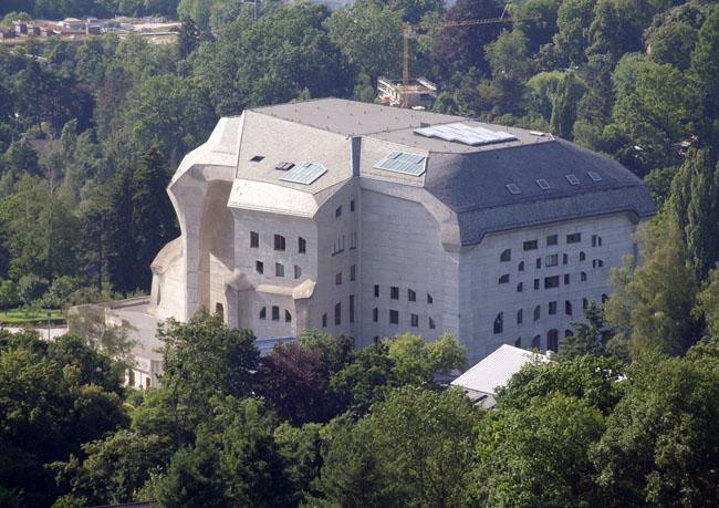 Goetheanum, Dornach, Suiza (C) Nancy Santana Zerpa 2009